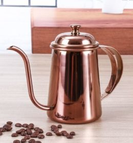 Coffee Kettle Teko Leher Angsa 650 ml Alat Pour Over Kopi bukan Buono 1