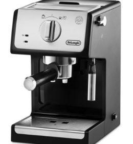 Delonghi ecp 35-31 coffee maker mesin kopi hitam mesin espresso harga murah rumahan untuk coffee shop kopi semi otomatis bekas baru terbaik murah semarang gaharu coffee shop 1