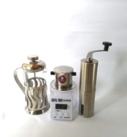 Personal Coffee Maker 1 Set Alat Penggiling Kopi grinder vietnam Drip