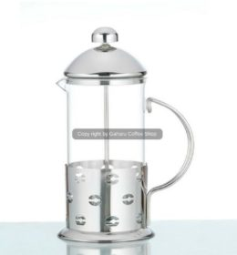 French Press Coffee Maker 350 600 ml Alat Kopi Saring Manual Murah