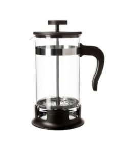 French Press 350 ml 1000 ML Coffee and Tea Maker Alat Saring Kopi Bagus Murah Plunger lazada gaharu alat kopi Coffee terbaik kapal api Gaharu Coffee Shop